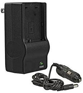 JVC GR-D93US, GR-HD1US, GR-DV500US, GR-DV800US, GR-DV2000US - Replacement Battery Charger (Incl. Car Adapter)