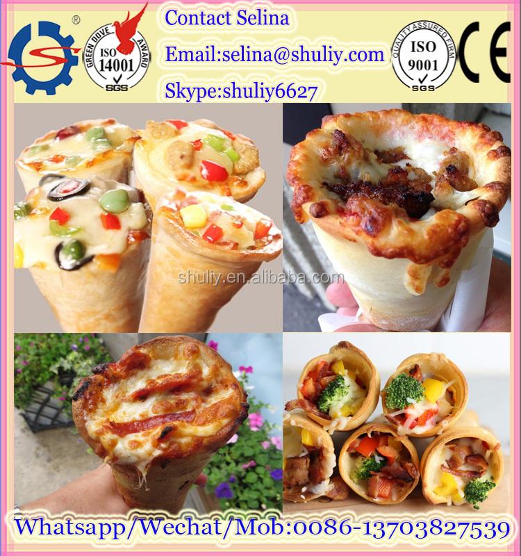 Cheap Price Kono Cone Pizza Machinecheese Machine Pizzapizza Cone