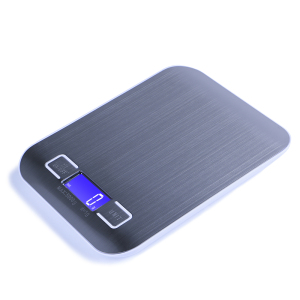 Amazon Hot Food Kitchen Scale Stainless Steel Platform 11Lb 5Kg Digital Kitchen Scale