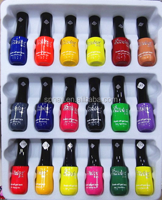Kuelox New Product Nail Art Gel Nail Polish Source Manufacture ...