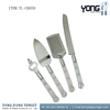 4PCS opener, turner, grater and knife kitchen gadgets tools set