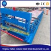 Automatic Glazed Tile roof sheet making Roll Forming Machine roof metal sheet machine