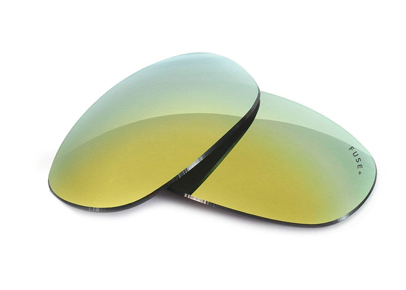 7a65241bcb667 Get Quotations · FUSE+ Lenses for Smith Optics Outlaw Fusion Mirror Polarized  Lenses