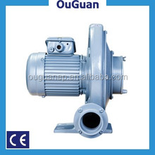 200W Centrifugal Fan Blower For Inflatable Slide