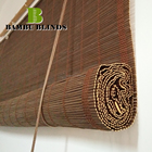 "Wholesale bamboo sticks window blinds 60"" x 72"" roll up bamboo shades"