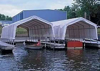 Fabric Dock boat shelter  Portable Car Shelter  Instant Boat storage tent  Boat House & Fabric Dock Boat ShelterPortable Car ShelterInstant Boat Storage ...