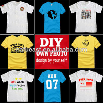 T shirt design by yourself buy t shirtdiy t shirtdiy cotton t t shirt design by yourself solutioingenieria Image collections