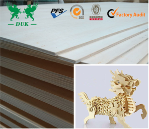 JAS F4 STAR Basswood Plywood