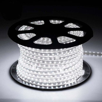 Rope Light Smd5630 Led Strip 220v Ac Rgb Color Changing Flexible ...
