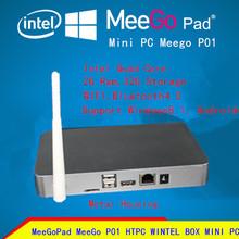 Latest Intel Z3735F Quad Core Windows8.1 Android Dual OS MINI PC win8 mini pc HTPC Set top box TV box Wintel BOX windows8
