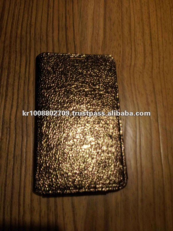 leather mobile phone case