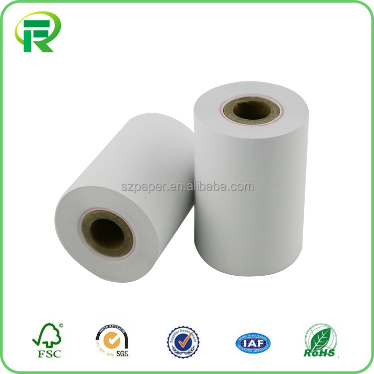 2017 New custom thermal receipt paper with high quality