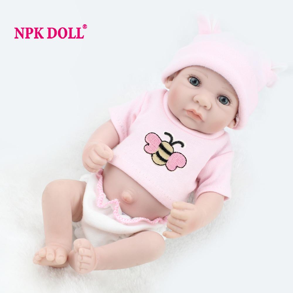 10c3648ba0 Renacer bebé recién nacido Realike muñeca hecho a mano realista de silicona  de vinilo ponderado vivo