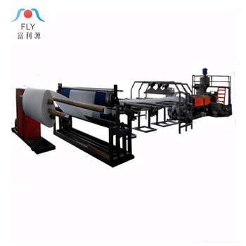 4-25MM FLY-250 High Performance PE Foam Sheet Extruder Machine Manufacturer For China