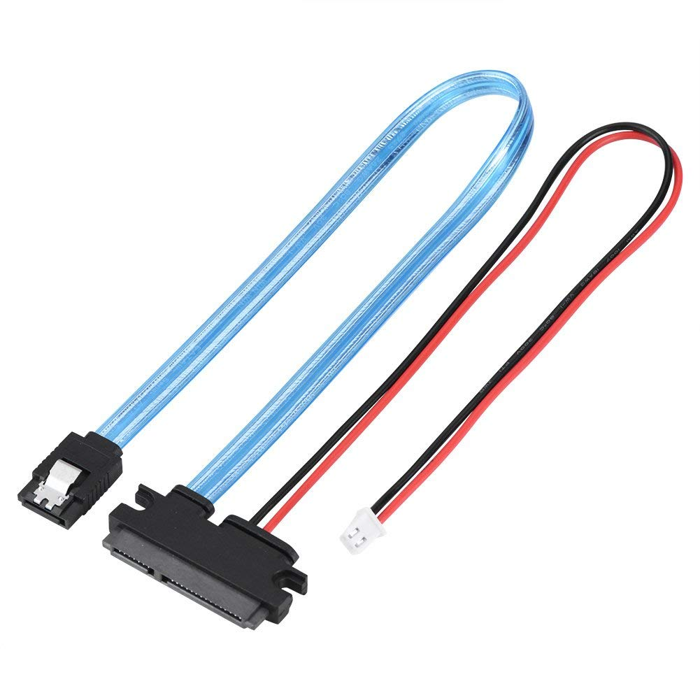 Richer-R SATA Power Cable, SATA Data Cord for 2.5/3.5in HDD Power Supply Connector Cable for Banana Pi/Orange Pi