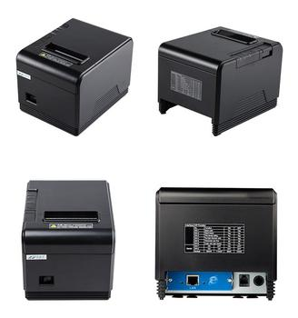 thermal printer 80 mm USB and Ethernet interface thermal receipt printer(also have wifi thermal printer)