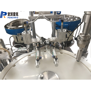 Small doses 10ml bottle filling capping machine