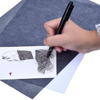 graphite transfer paper b 25 sheets 9 x 13 black tracing