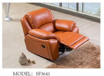 New Trendy Single Recliner Sofa Chair With Big Size