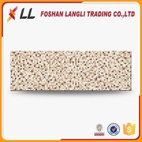 240 x 600mm Accents vitrified polished porcelain designer clothes china