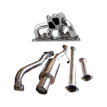 16G TURBO EXHAUST MANIFOLD CATBACK 02-06 7 8 9 4G63T FOR MITSUBISHI EVO/EVOLUTION