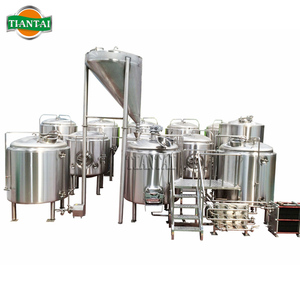 Microbrewery brewing used beer brewery plant with ce certificate