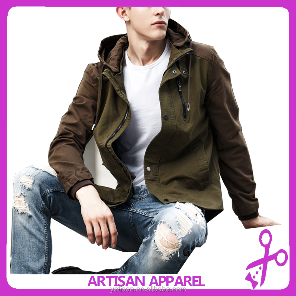 Western style Men's Bomber Jacket Wholesale Windproof Cool good quality Jacket for men