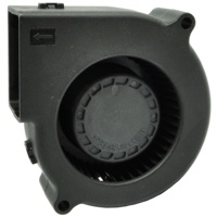 DC 12v high air pressure 75x75x30mm centrifugal fan blower