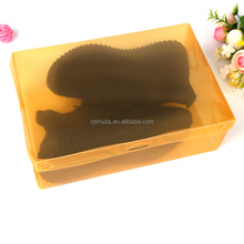 Plastic Shoes Boxes Custom Printing Plastic packaging boxes