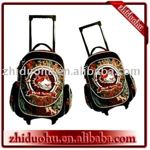 New style trolley school bag in 2010