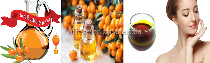 Natural Anti Wrinkle Skin Care Essential Oil seabuckthorn seed oil