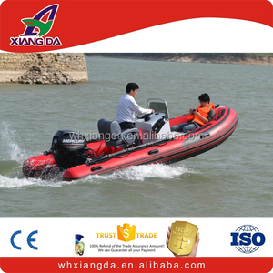 Hot selling aluminum rigid hull inflatable boat tent