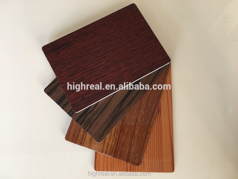 Best price of aluminum composite panel nanotechnology products made in China