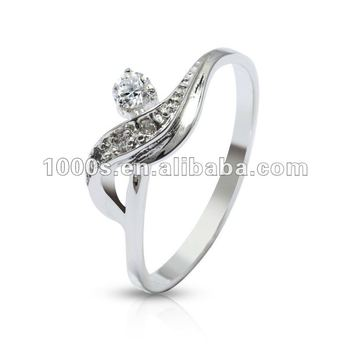 detail cz girl latest gold heart little for rings designs wholesale product finger