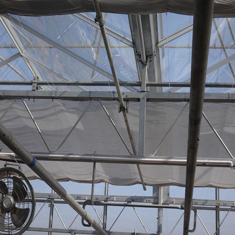 Greenhouse Internal Aluminum Sun-Shaading Mesh