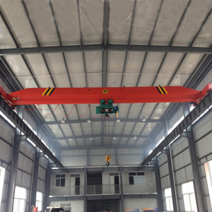 china supplier new type 10t electric hoist bridge crane