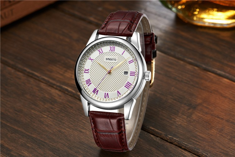 1615 luxury Vogue 3ATM waterproof Calendar men watch with japan movement quartz wrist watches for men