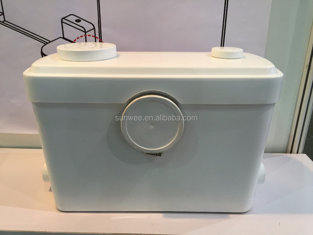 Macerator Pump for bathroom and toilet