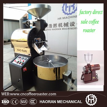High quality stainless steel CE Approved 5 kg 6 kg Coffee Roaster Machine