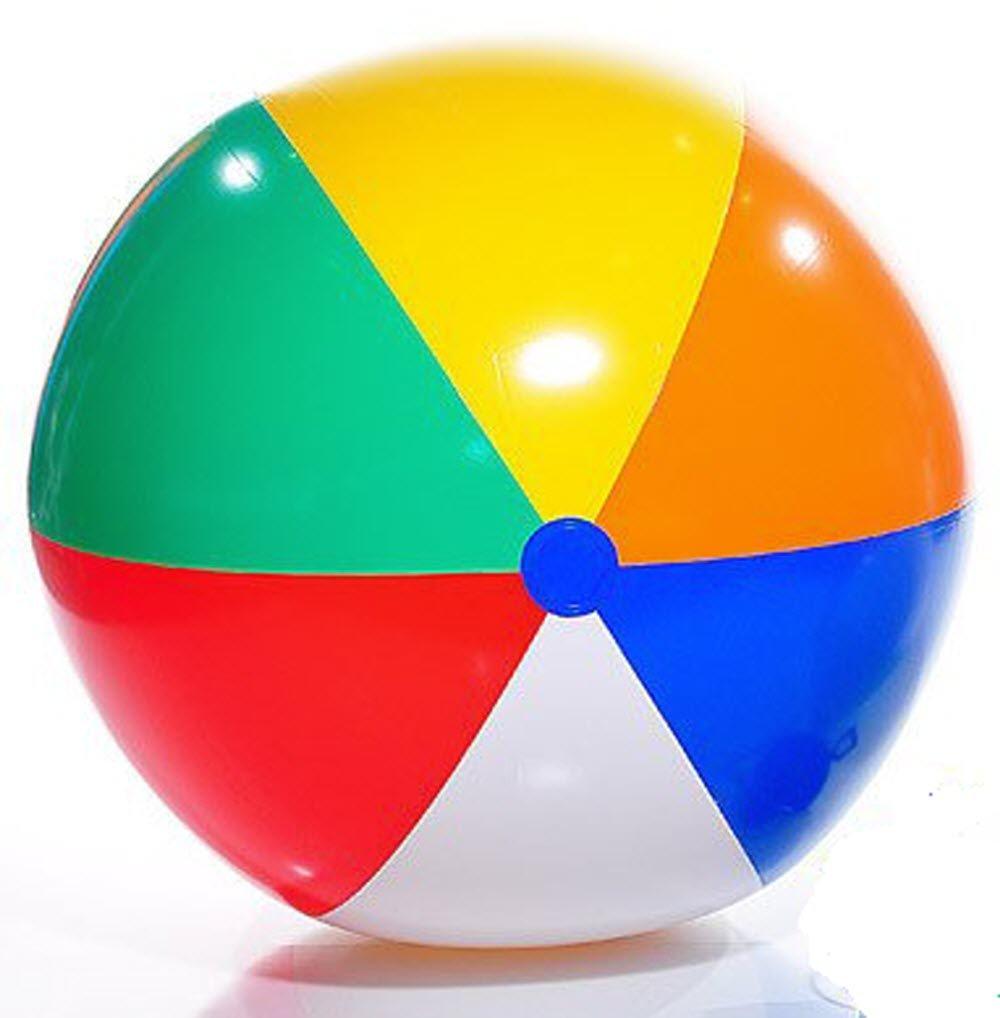 "Giant 48"" Beach Ball"