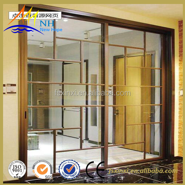 factory price alluminium sliding door kit