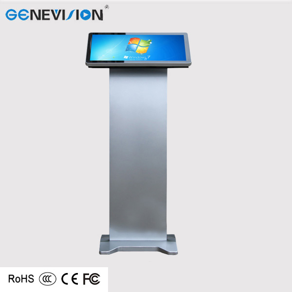 Android System Online Editing Photo 22 inch Wifi Touch Screen Kiosk Digital Signage Network Advertising Media Player(MG220)