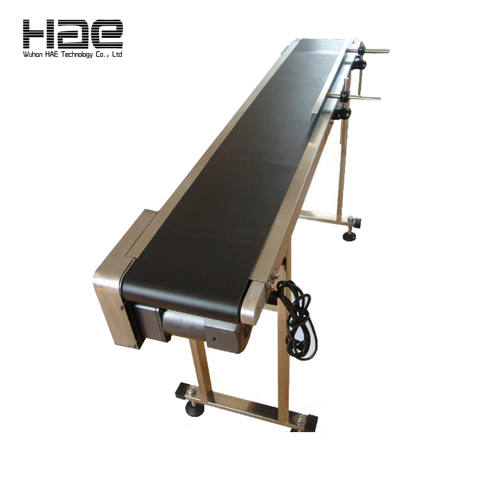 Small-scale Production Line Belt Conveyor System