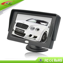Rear view mirror car monitor,4.3 inch car TFT monitor ,auto electronics