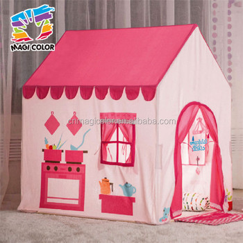 Whole Indoor Or Outdoor Playhouse Cottage Kids Tent House Funny Play Indian W08l008