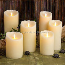 color changing LED Flameless Candles with Remote control 12 Colors For Wedding Christmas