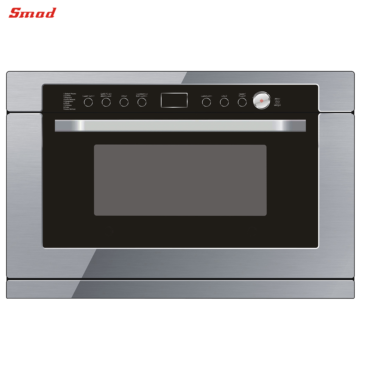 High Quality Home Use 23l Digital Display Built In Microwave Oven - Buy  Microwave Oven,Built In Microwave Oven,Digital Display Microwave Oven  Product