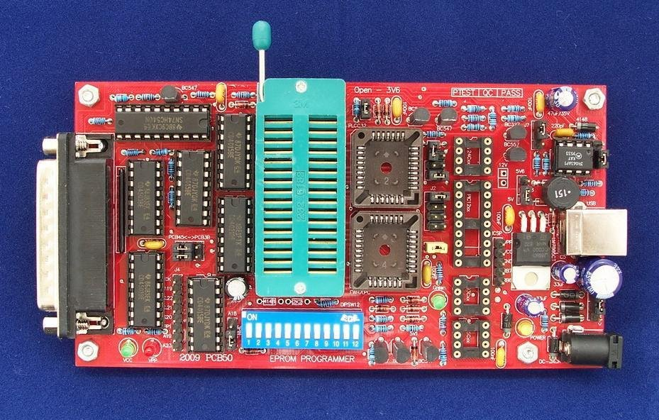 Willem Eprom Programmer Pcb50 - Buy Willem Eprom Programmer Pcb50 Product  on Alibaba com