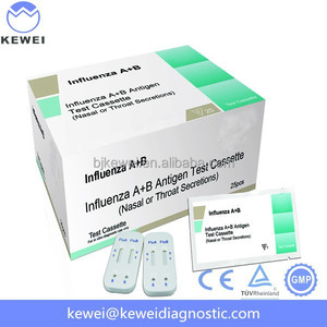 HOT SALE!! Influenza A and Influenza B rapid test cassette