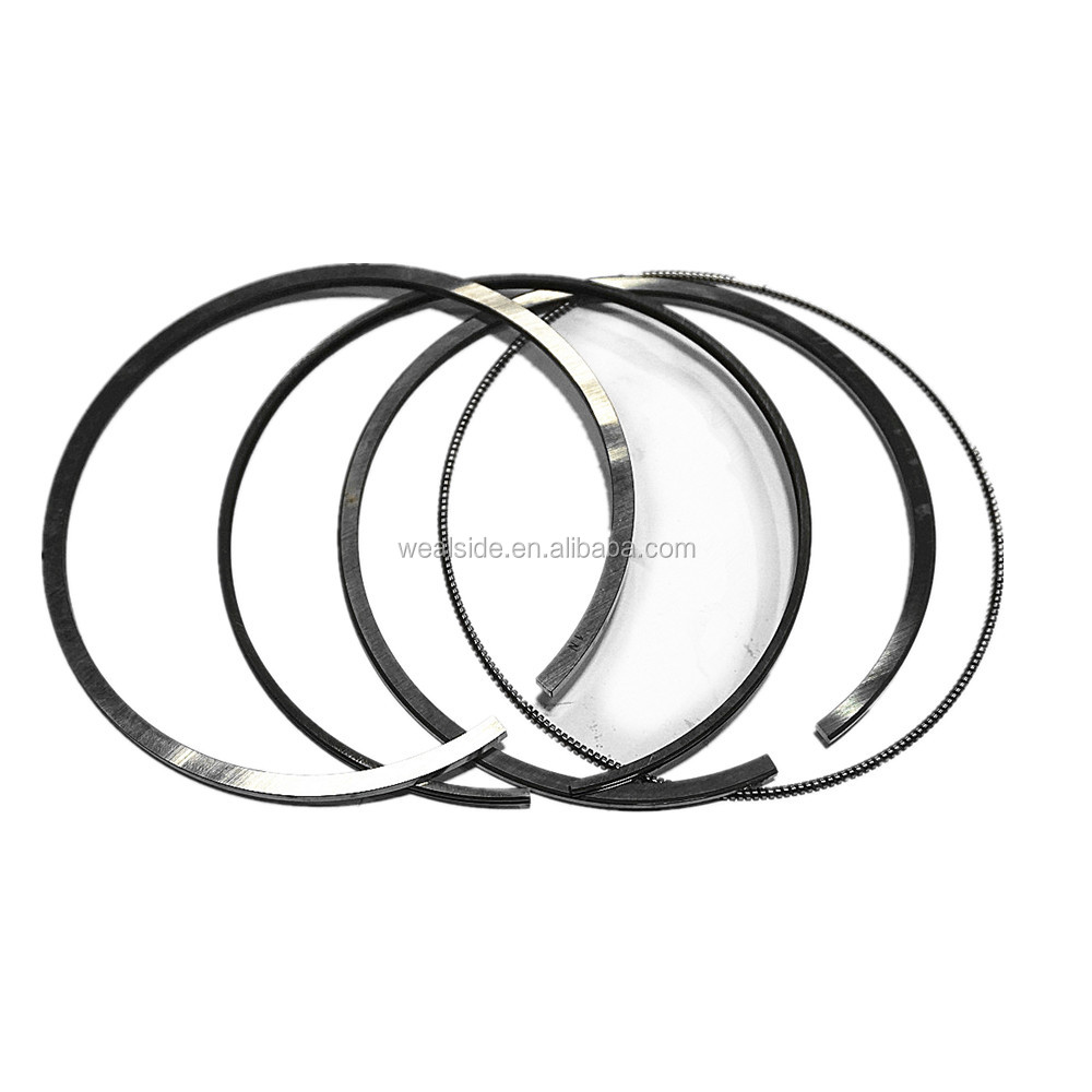 ISUZU HIGH QUALITY NQR 700p 8980401250 PISTON RINGS IMPORTED WITH ORGINAL PACKAGING